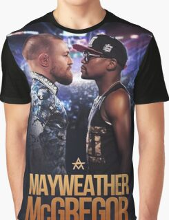 mayweather vs mcgregor Graphic T-Shirt