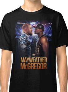 mayweather vs mcgregor Classic T-Shirt