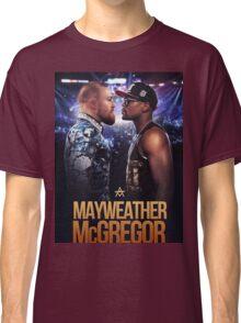 mayweather vs mcgregor Classic T-Shirt