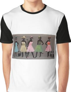 Lovely Ladies Graphic T-Shirt