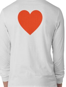 LOVE, Heart, Love Heart, Romance, Wedding, Marraige, Pure & simple Long Sleeve T-Shirt