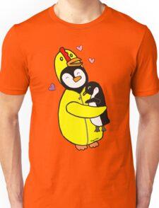 Penguin Hugs Unisex T-Shirt