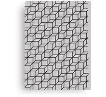 Stacked Blocks #1 Canvas Print