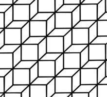Stacked Blocks #1 Sticker