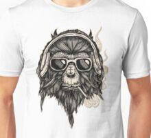 Smokin' Monkey Unisex T-Shirt