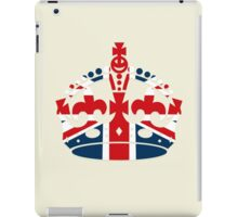 British Coronation iPad Case/Skin