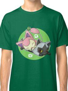 Skitty and Poochyena Classic T-Shirt