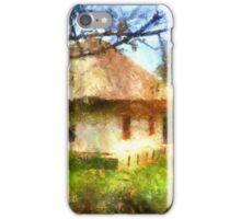 old Ukrainian house iPhone Case/Skin
