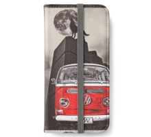 VW WOLF iPhone Wallet/Case/Skin