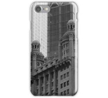 A Castle Surrounded by Giants iPhone Case/Skin