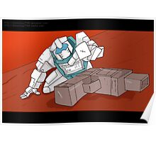 Transformer- Tailgate Poster