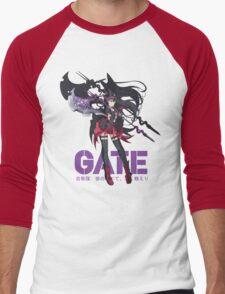 Rory Mercury - Gate Anime Men's Baseball ¾ T-Shirt