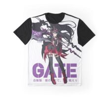 Rory Mercury - Gate Anime Graphic T-Shirt