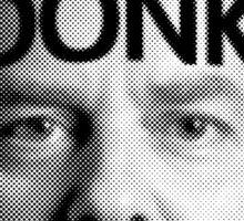 DONK Sticker