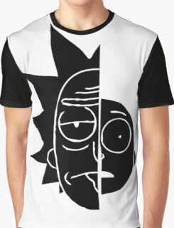 RickMorty Graphic T-Shirt