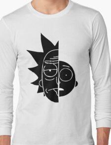 RickMorty Long Sleeve T-Shirt