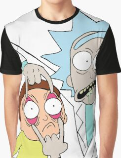 MortyRick Graphic T-Shirt