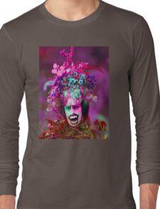 Vampire Plant Long Sleeve T-Shirt