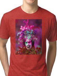 Vampire Plant Tri-blend T-Shirt