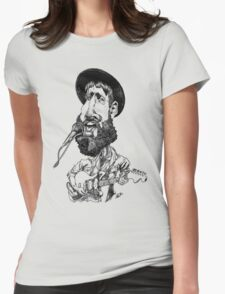 Magical Ray L Womens Fitted T-Shirt