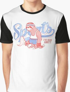Sports? Graphic T-Shirt