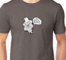 The Hobbit - Gandalf - Beard! Unisex T-Shirt