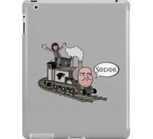 SODOR iPad Case/Skin
