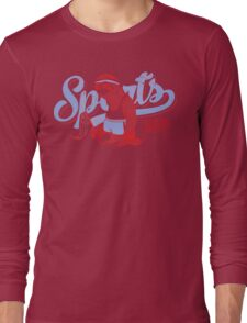 Sports? Long Sleeve T-Shirt