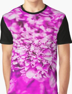 Abstract Flower 2 Graphic T-Shirt
