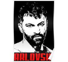 Arlovski Poster