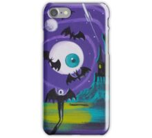 Drac In Spaaaaaace iPhone Case/Skin
