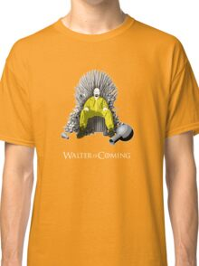 Breaking Bad - Walter is Coming Classic T-Shirt
