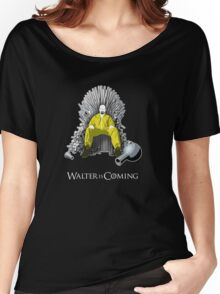 Breaking Bad - Walter is Coming Women's Relaxed Fit T-Shirt