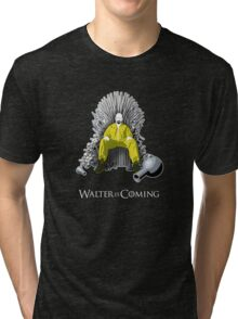 Breaking Bad - Walter is Coming Tri-blend T-Shirt