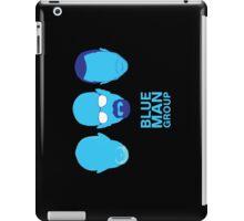 Breaking Bad - Blue Man Group v02 iPad Case/Skin