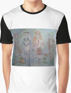 Fashion illustration Graphic T-Shirt