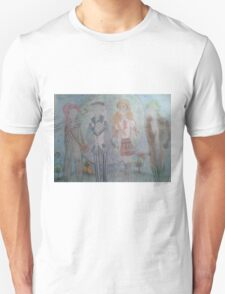Fashion illustration Unisex T-Shirt