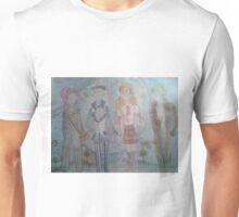 Fashion illustration Unisex T-Shirt