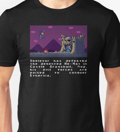 Super Skeletor World Unisex T-Shirt
