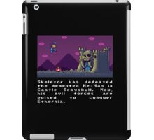 Super Skeletor World iPad Case/Skin