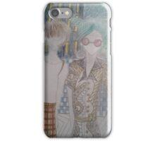 Tokyo Fashion and Nightlife iPhone Case/Skin