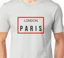 london paris Unisex T-Shirt