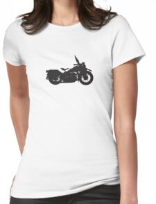 Harley Davidson 1942 WLC Womens Fitted T-Shirt