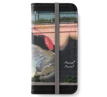 A Frog A Day Keeps The Doctor Away iPhone Wallet/Case/Skin