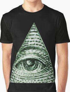 ILLUMINATI MEME CLASSIC LOGO Graphic T-Shirt