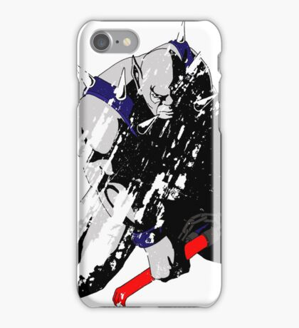 Panthro - distressed iPhone Case/Skin