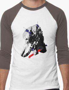 Panthro - distressed Men's Baseball ¾ T-Shirt