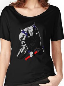 Panthro - distressed Women's Relaxed Fit T-Shirt