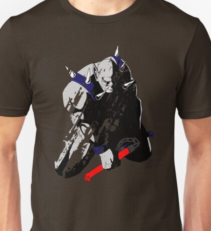 Panthro - distressed Unisex T-Shirt