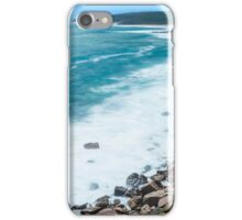 Beating at the Cliffs iPhone Case/Skin